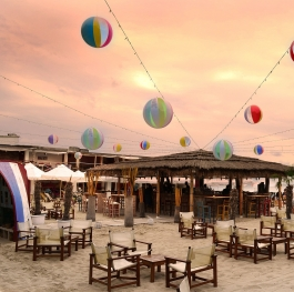 Early morning, summer time... Makalali Beach Bar, Varna