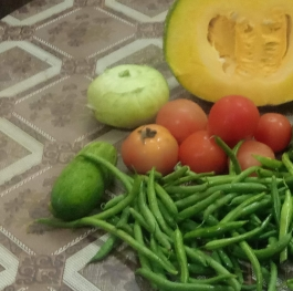 Produce of the nature.
