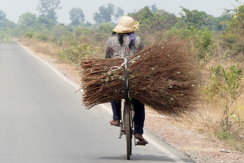 Daily life in Siem Reap, Cambodia