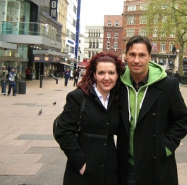 Nathan Moore (Brother Beyond, Worlds Apart) & Nelly
