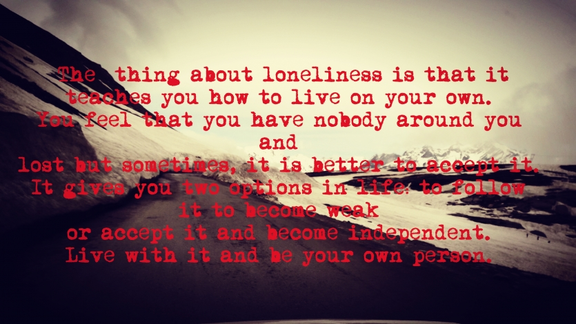 Definition of Loneliness