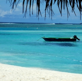 Escape to Maldivian islands