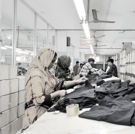 LiFE OF GARMENTS WORKERS!