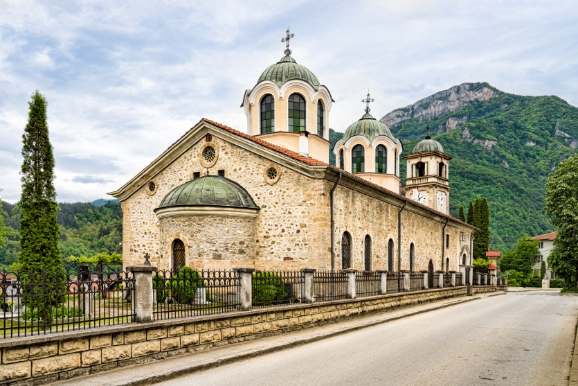 Church in Teteven, Bulgaria