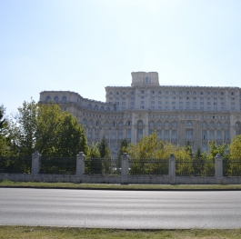 Parliament in Bucharest