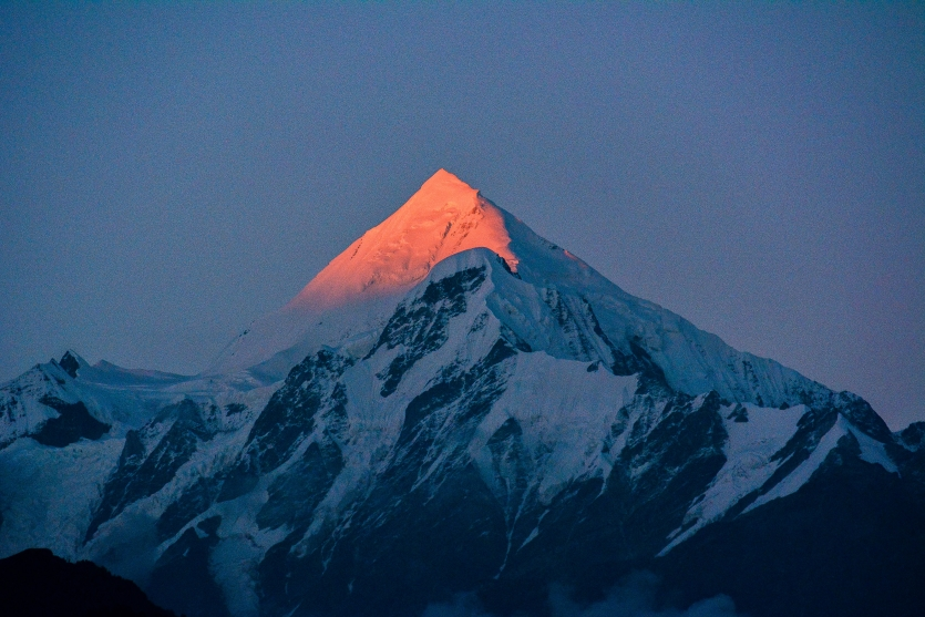 The Mountain,panchachuli,Uttarakhand,India