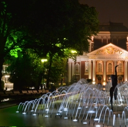 National theater- Ivan Vazov