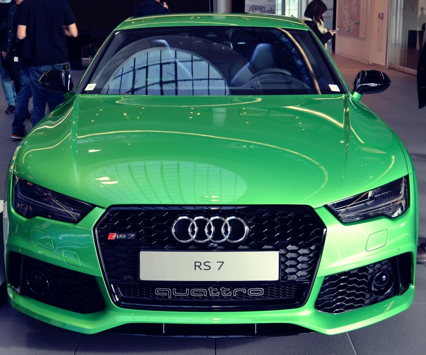 Audi RS7 © Trpe Photography 2015