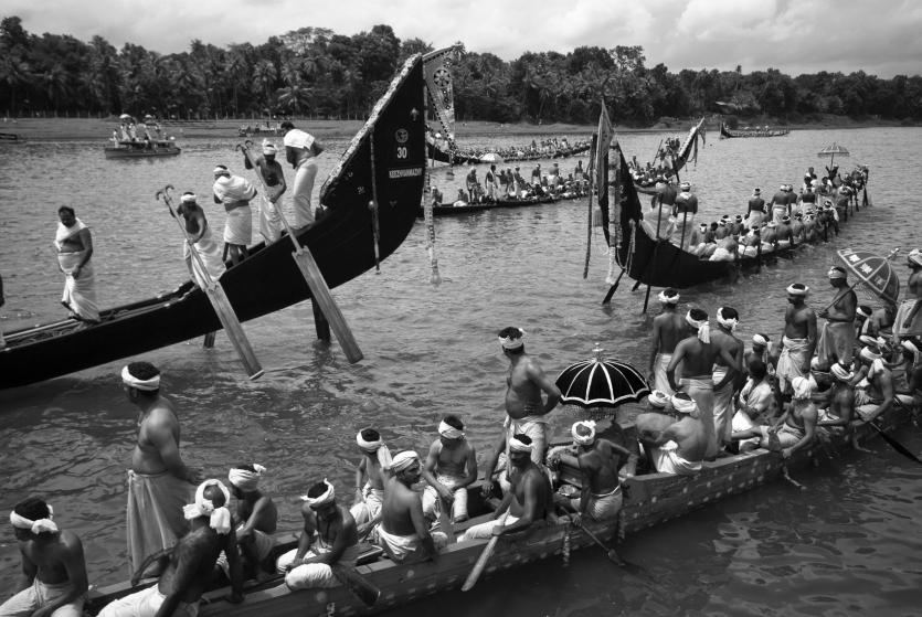 Traditional Boat Race