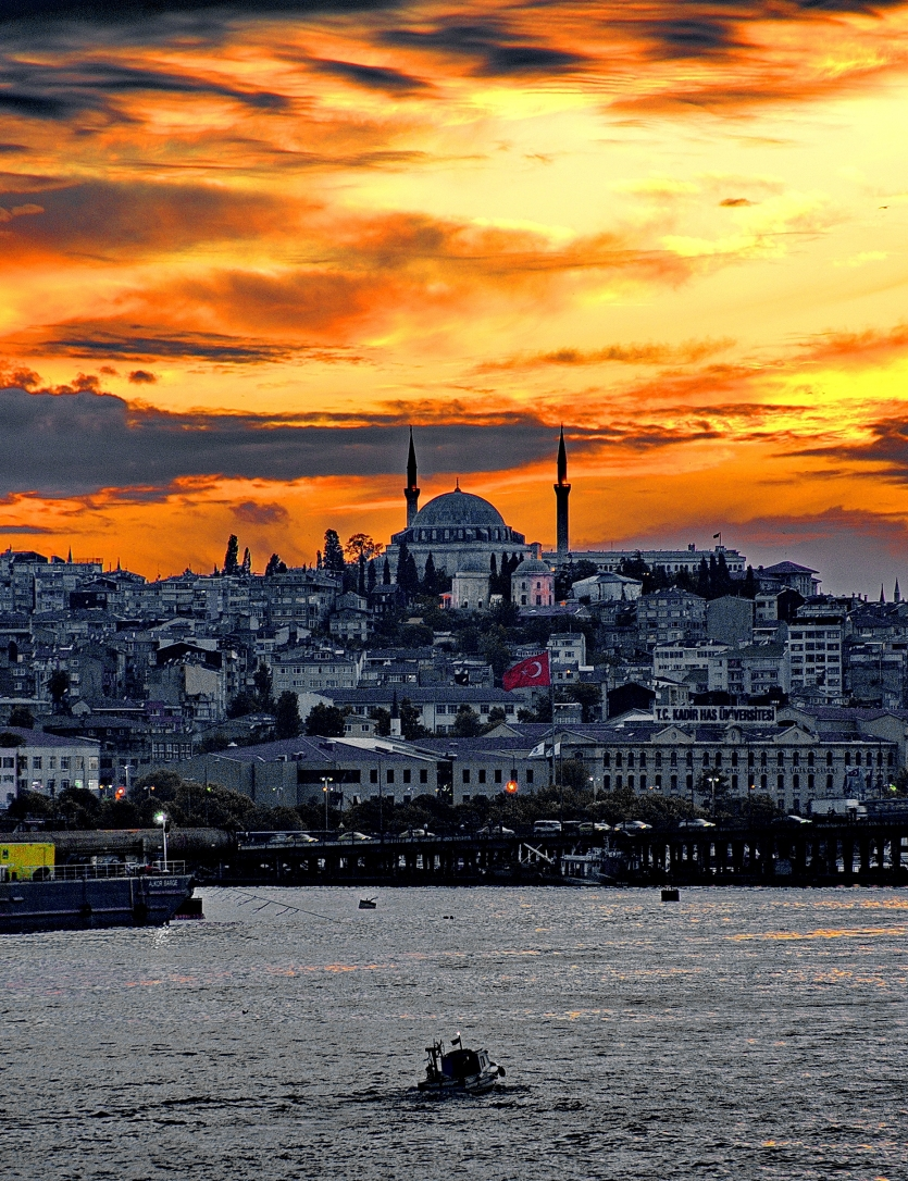 Istanbul Lights of the World