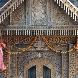 The Temple inside Naggar Castle