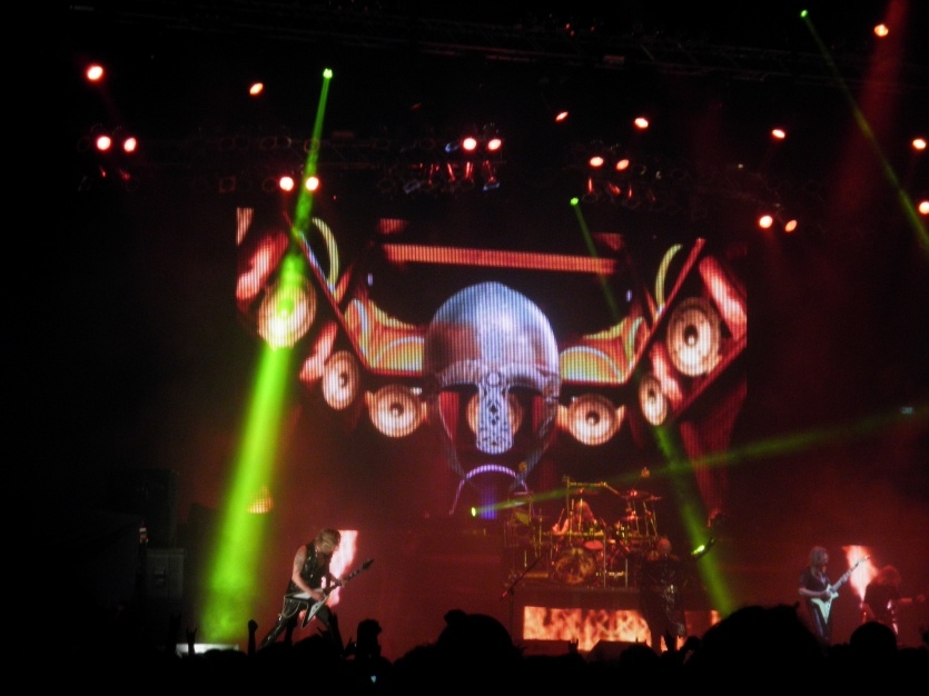 Judas Priest, Sofia, Bulgaria