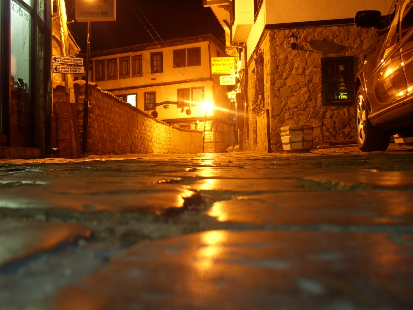 Nights in Ohrid, Macedonia