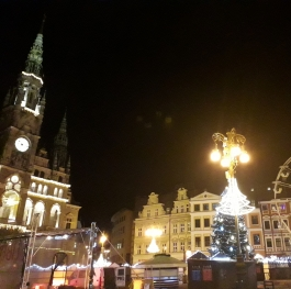 Christmas in Czech