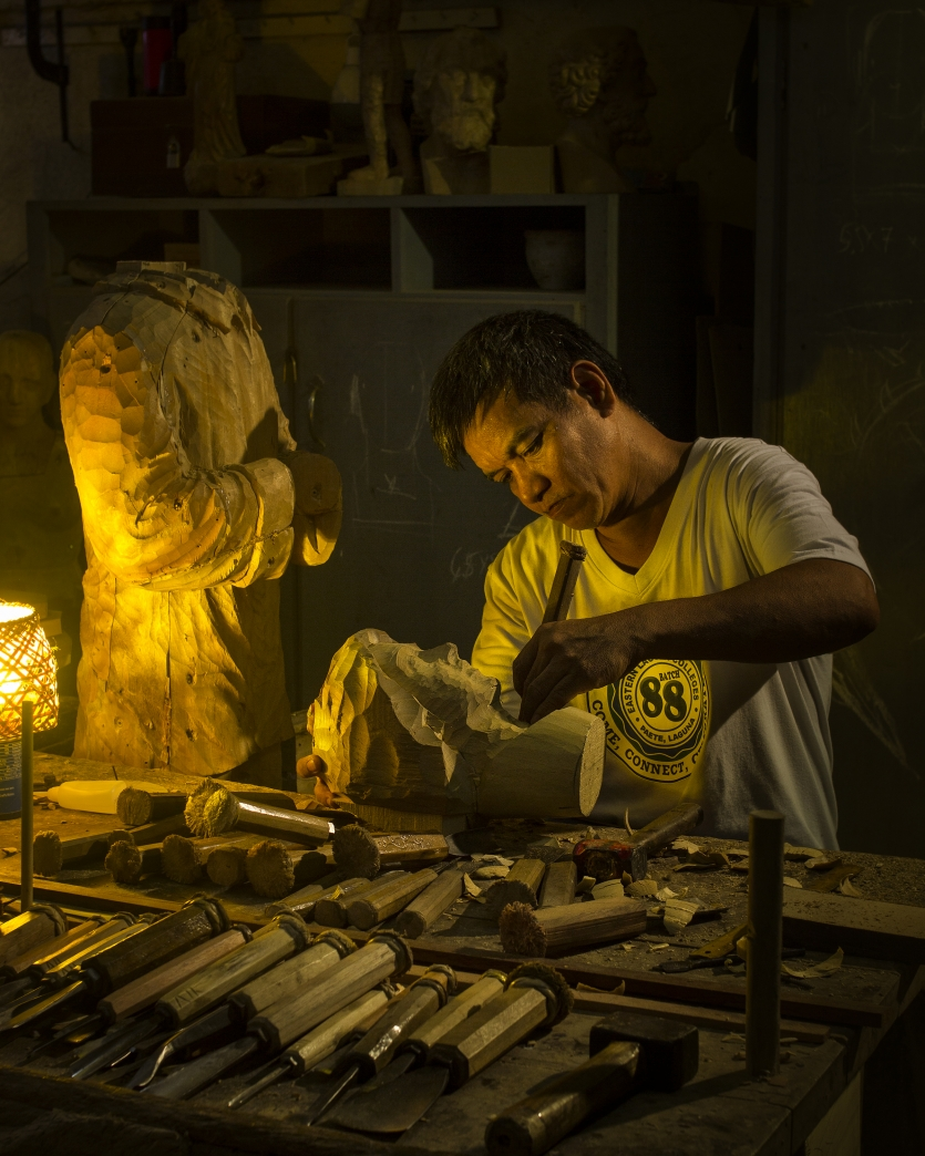Paete Wood Carvers