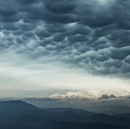 The Himalayan Clouds