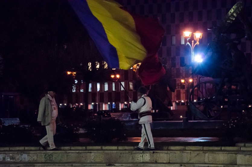 Romania, my country