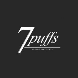 7puffs logo design