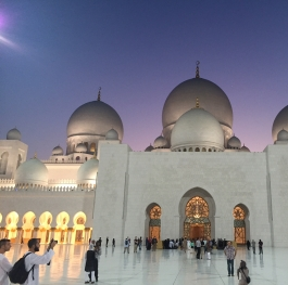 Sheikh Zayed Grand Mosque 10