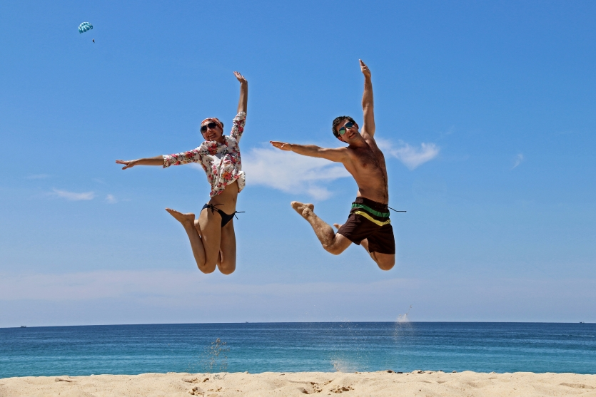 Jump into the summer