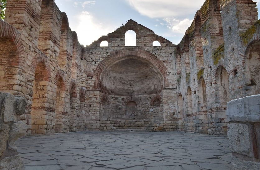 Hagia Sophia Church, Nesebar