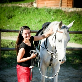 Love for horse