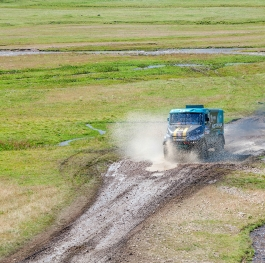 Rally raid of Moscow-Astana-Beijing of 2016