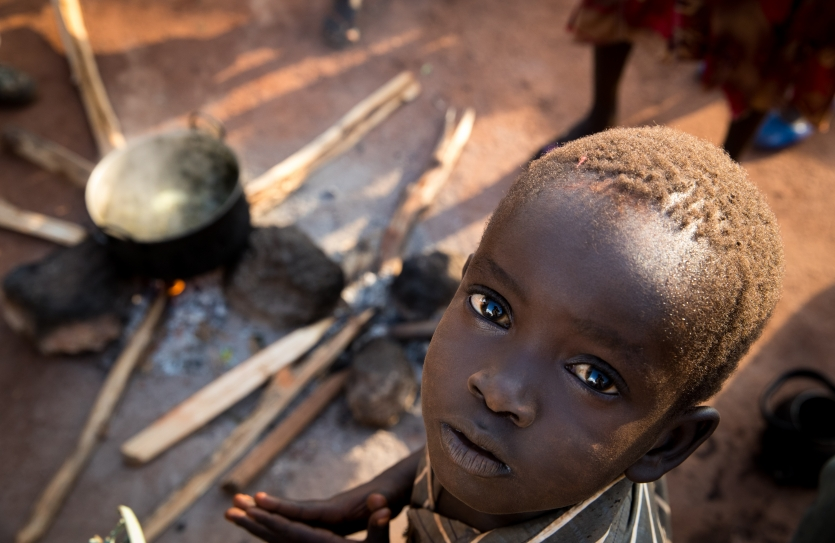 Childhood in South Sudan