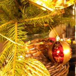 My aunt's Christmass tree - 2