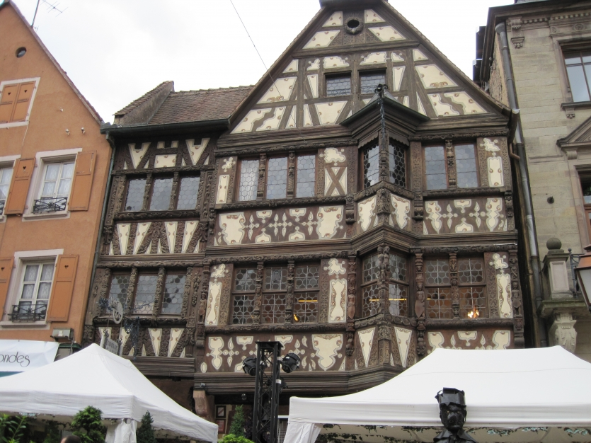 Strasbourg - the capital of Alsace
