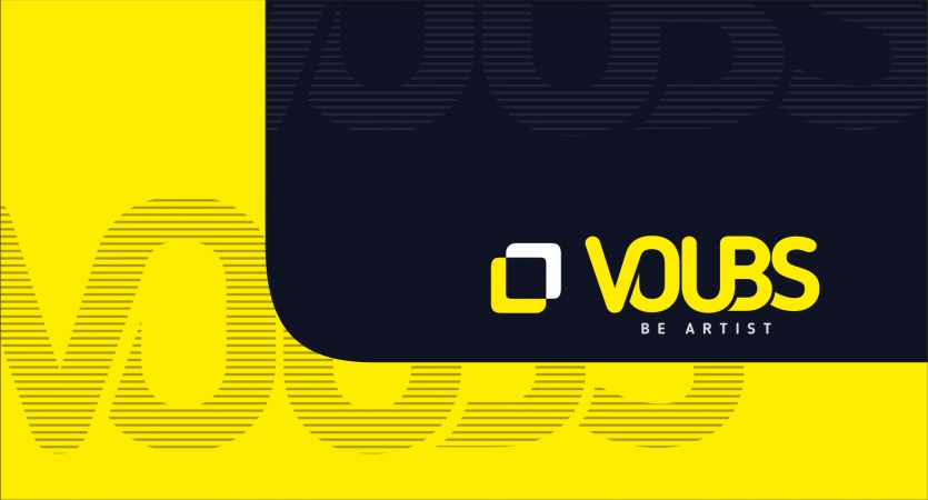 Voubs new style logo
