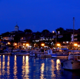 Nesebar lights