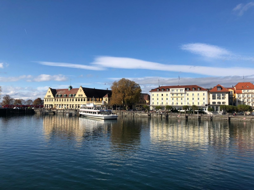 Beautiful Lake Constance (Bodensee)