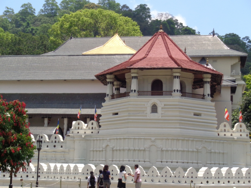 The Temple of Tooth Relic, Kandy