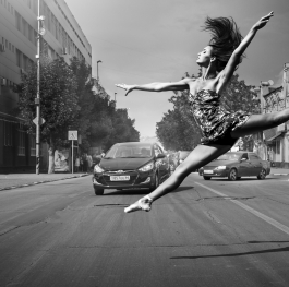 The choreography of the street
