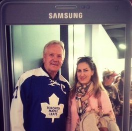Darryl Sittler, ice hockey player