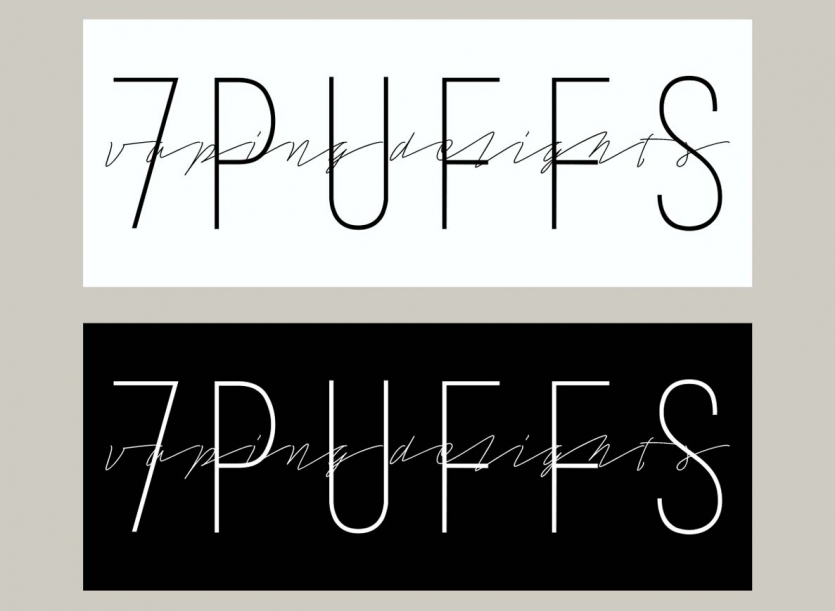 7puffs new logo design contest