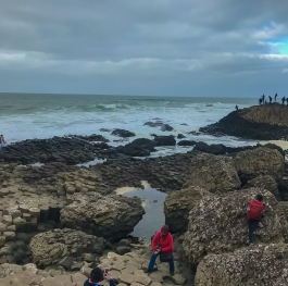 Giant's Causeway - Northern Ireland's