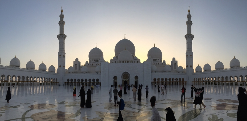 Sheikh Zayed Grand Mosque 4