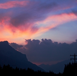 Canmore Sunset