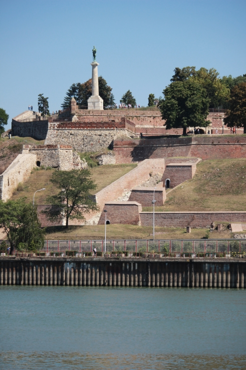Kalemegdan in Belgrade