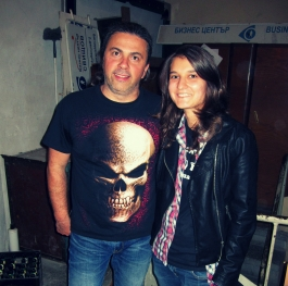 Nasko from B.T.R. and me