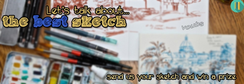 Best sketch contest