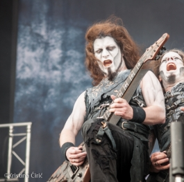 Powerwolf in Rock in Vienna