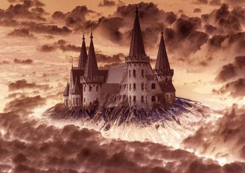 The Mystery castle