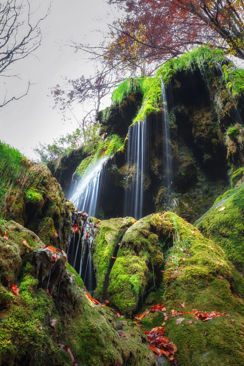 The waterfall of Etropole