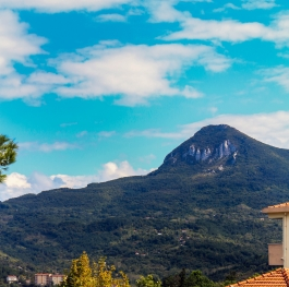 Mountain in Cide