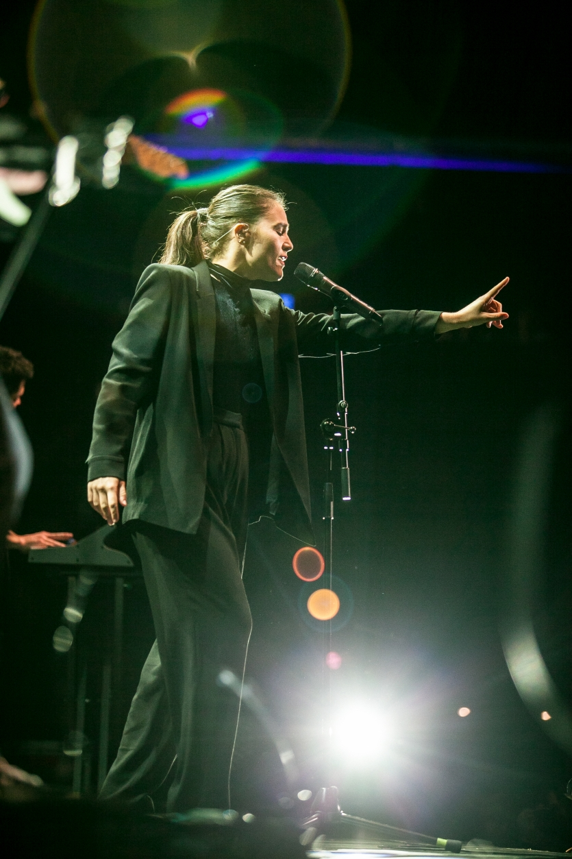Jessie Ware in Moscow