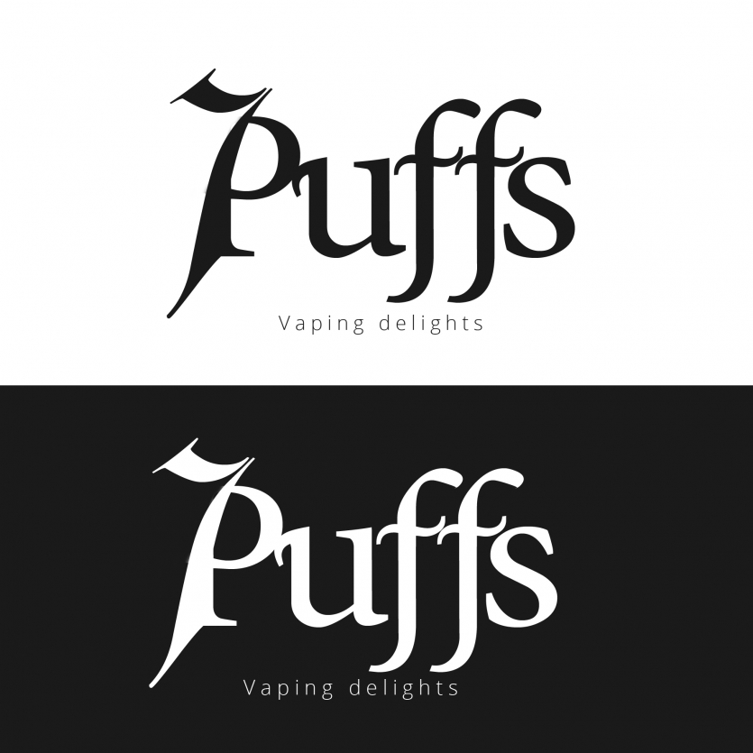 7 Puffs logo - Another feel!