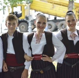 Serbian traditional costume